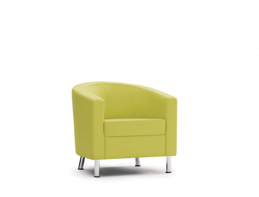 Pledge Bing Armchair With Separate Seat Cushion